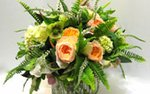 A bouquet from Brown & Greene