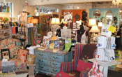 Interior of Shop In The City