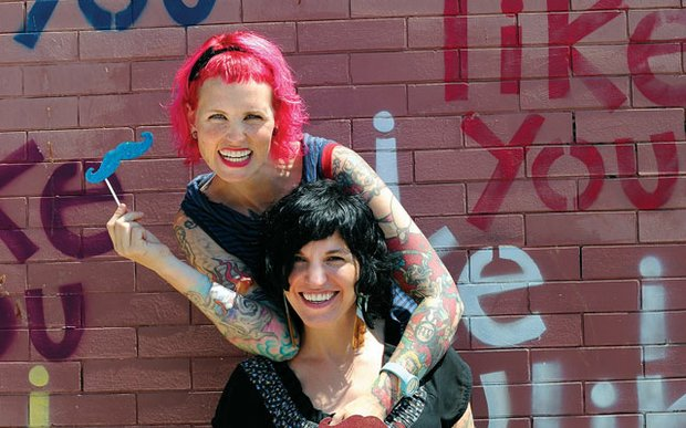 Owners of I Like You boutique in Northeast Minneapolis
