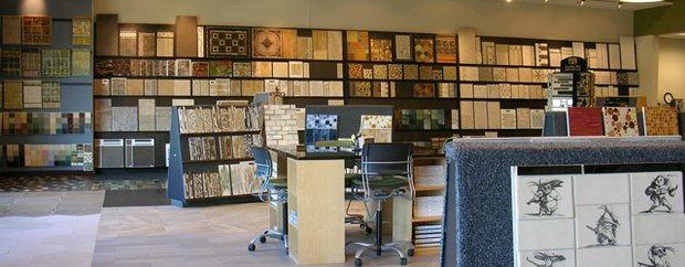 Interior of Rubble Tile