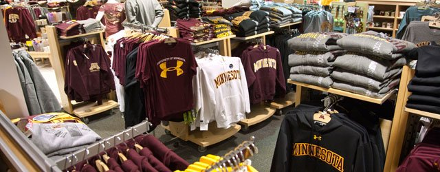 University of Minnesota Bookstore