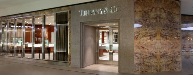 Tiffany & Co. at the Galleria