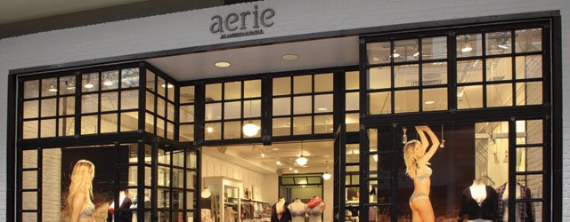 Aerie At Mall Of America Shops Guide Shop Style The Best Of