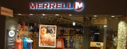 Exterior of Merrell Shoes Mall of America