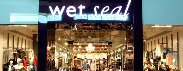 Wet Seal Mall of America