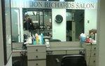 Interior of Jon Richards Salon in Minneapolis