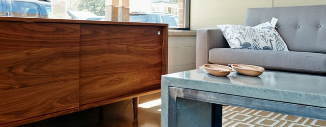 Modern Furniture Workshop forage modern workshop minneapolis | shops guide | shop + style