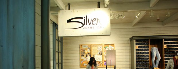Silver Jeans at Mall of America