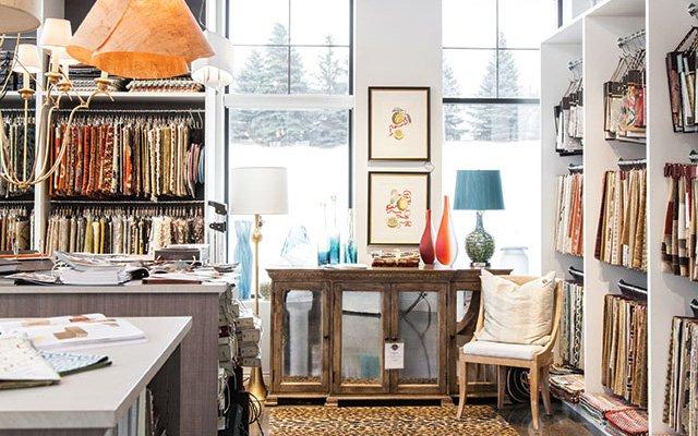 Elegant Interior Of Merriment Adornments In Woodbury, Minnesota