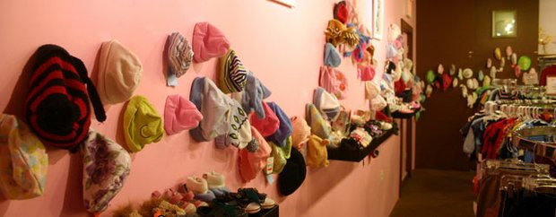 Interior of Bellies to Babies store Richfield