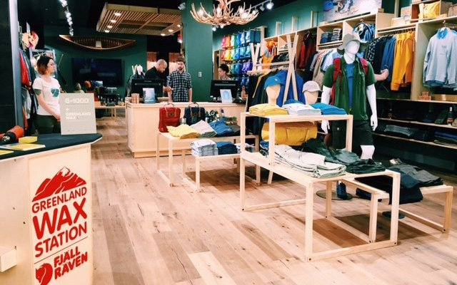 f69002c1f Fjällräven Mall of America | Twin Cities Shops Guide | Shop + Style ...