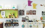 Interior of doodle bird design + gifts in South Minneapolis