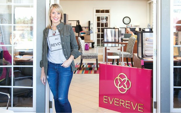 Megan Tamte, founder and CEO of Evereve, formerly Hot Mama.