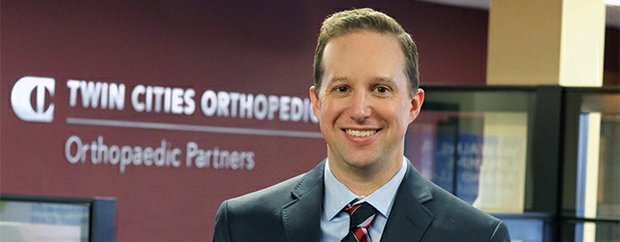 Jason Barry Twin Cities Orthopedics