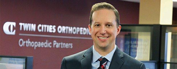 Jason Barry Twin Cities Orthopedics