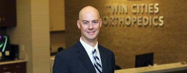 Corey Wulf Twin Cities Orthopedics