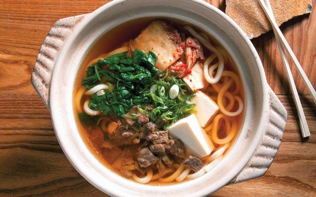 Best Minnesota Soup Ramen from Tanpopo in St. Paul