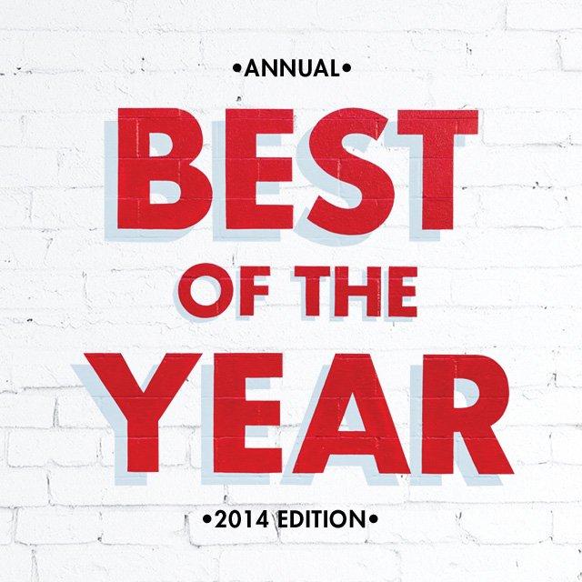 Best of 2014 Mpls.St.Paul Magazine