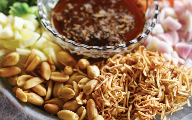 Meing-Kum from On's Kitchen Thai Cuisine