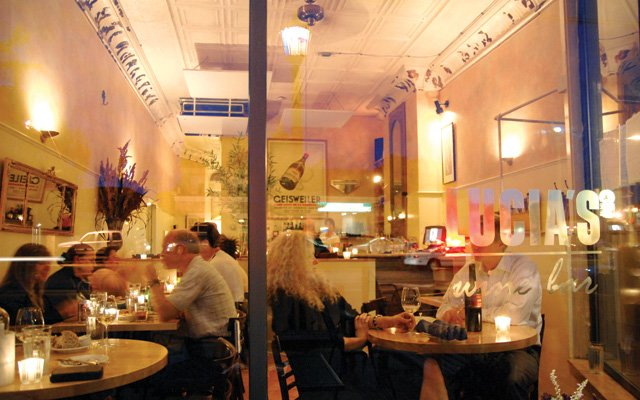 Lucia's Wine Bar