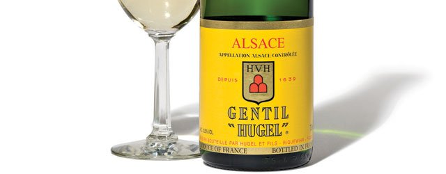 wine line alsace