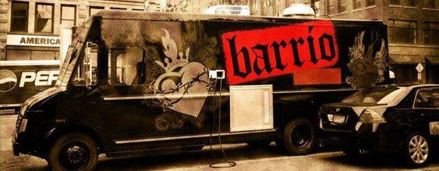 Barrio food truck
