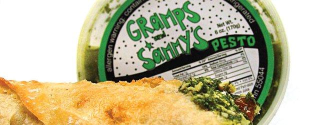Gramps &  Sammy's Pesto