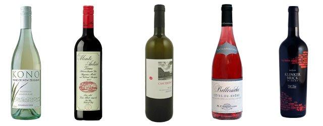 Wine Picks for Pleasing a Crowd