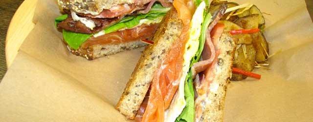 City Lunch:  Prairie Kitchen & Bar