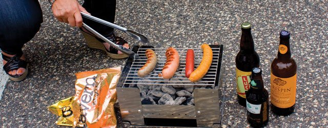 Eat & Tell: How Can I Evolve My Tailgating Menu?