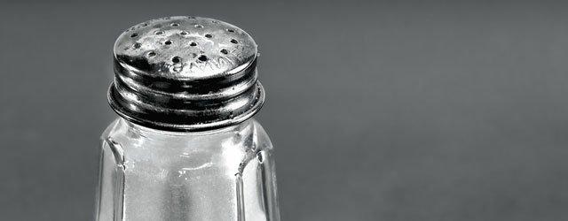 Secret Cocktail Ingredient: Salt