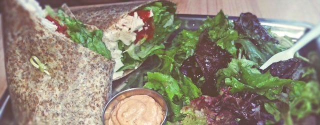 City Lunch:  People's Organic