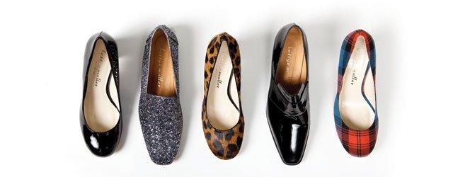 Shoe Designer Bettye Muller
