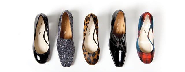 Shoe Designer Bettye Muller
