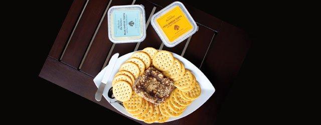 One Great Plate: Elle-Tee Cheese Torta