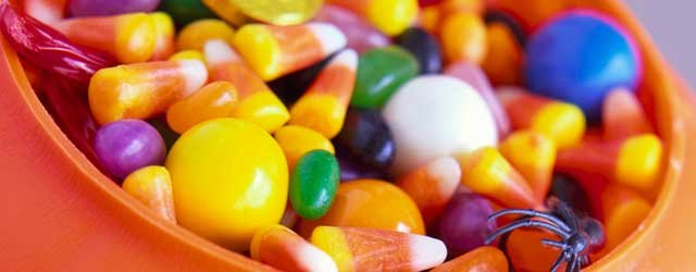 Eat & Tell: Do What to do with Leftover Halloween Candy?