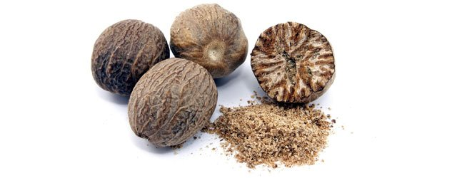 One Great Plate: Nutmeg