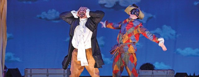 """""""The Servant of Two Masters"""" at the Guthrie Theater"""