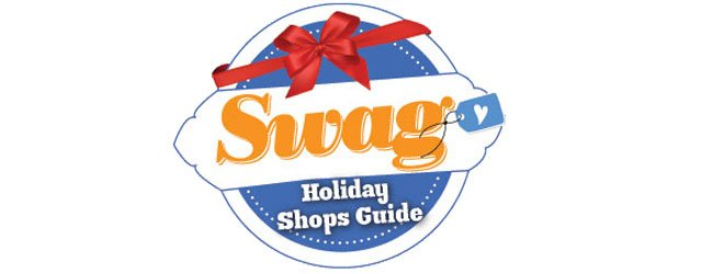 Swag Holiday Shops Guide: 'Tis the Season to Shop