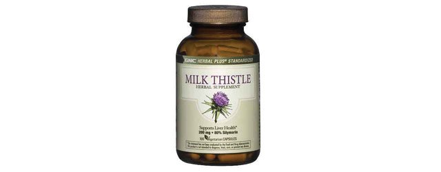 Liver Detox: Milk Thistle