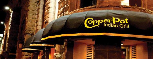 Copper Pot Indian Grill