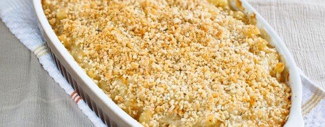 One Great Plate:  Mac-n-Cheese