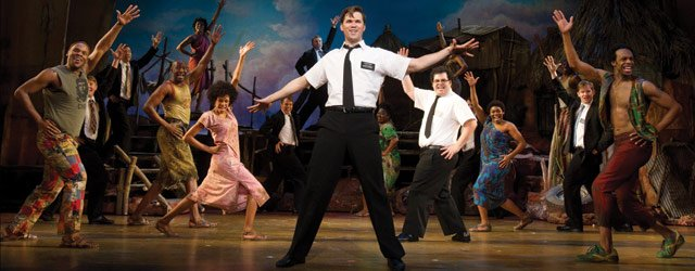 """""""The Book of Mormon"""" at the Orpheum Theatre"""
