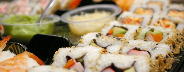 Eat & Tell: Where is a sushi place where the chef can just take over?