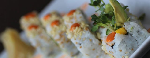 City Lunch:  One Two Three Sushi