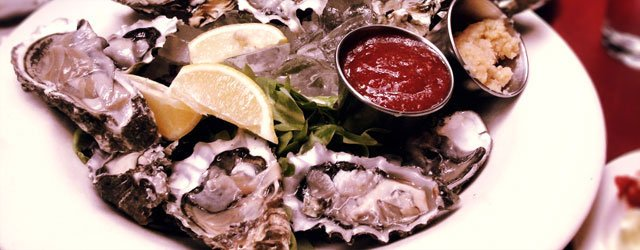 One Great Plate: Stout & Oysters