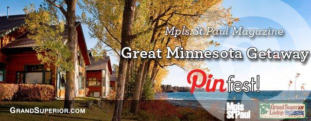 Great Minnesota Getaway Pinfest