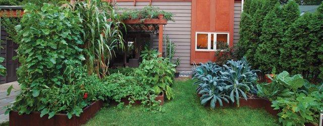 An Edible Sanctuary