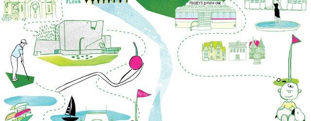 Minneapolis-St.Paul Mini Golf Guide