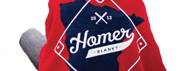 The Homer Blanky